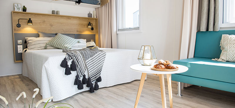 Mini Suite Camping Gran Bosco Salbertrand