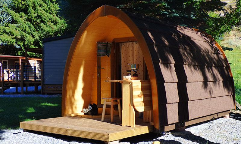 POD Camping Gran Bosco Salbertrand